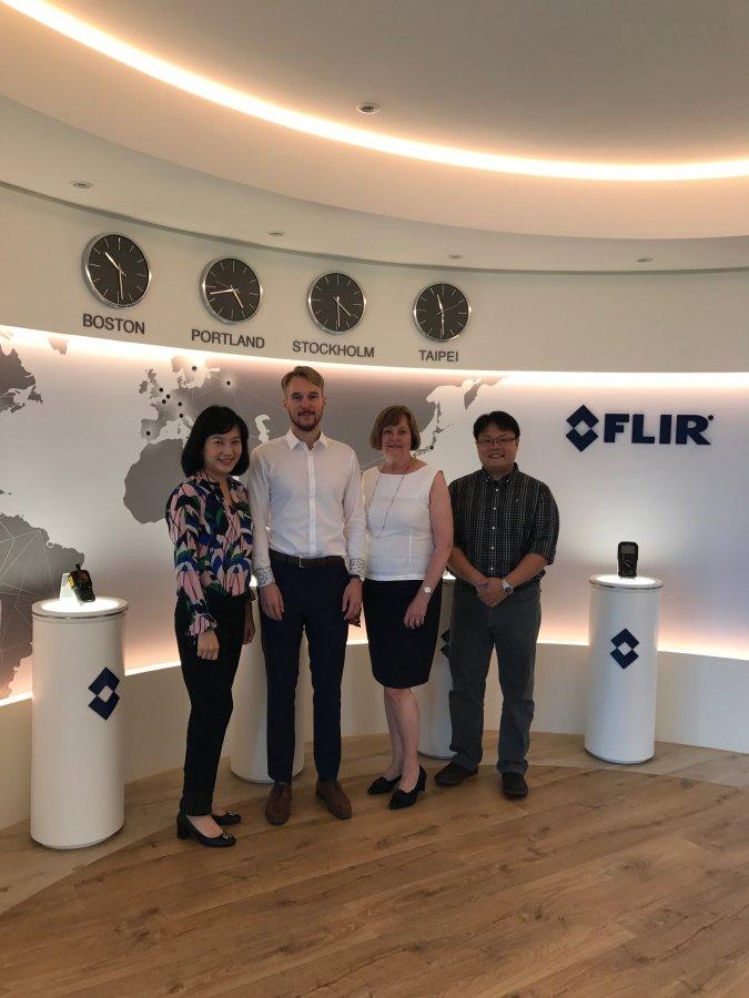Flir Company Visit