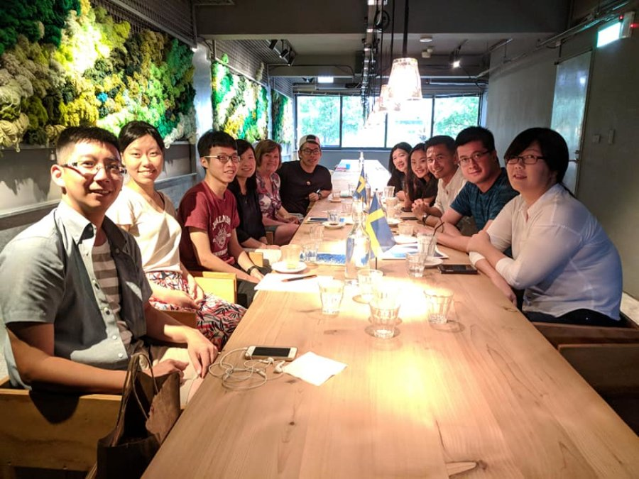 Studying and Working in Sweden – Meet David Liu