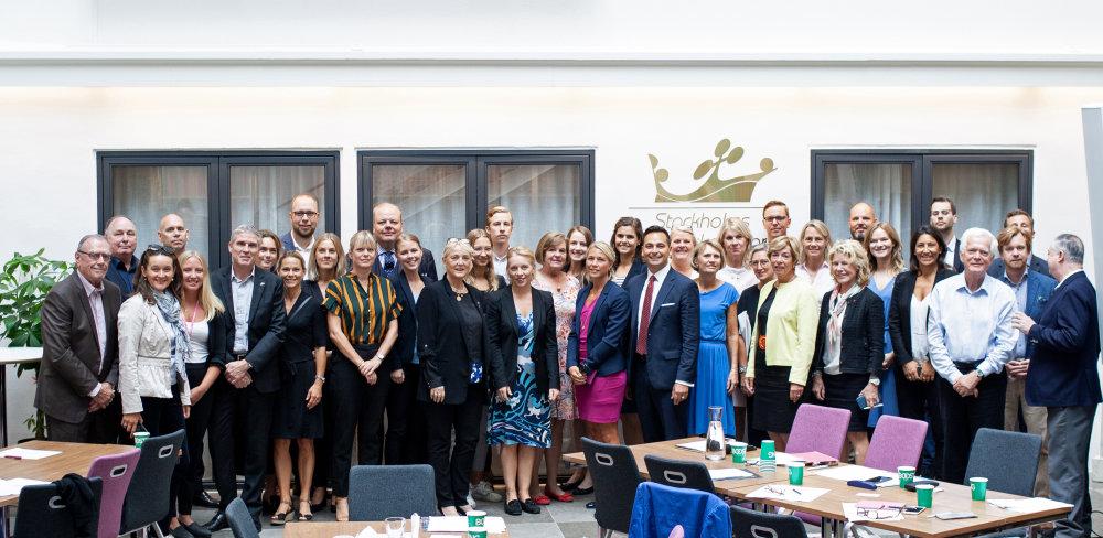 Annual Meeting & Swedish Chambers International Day 2018