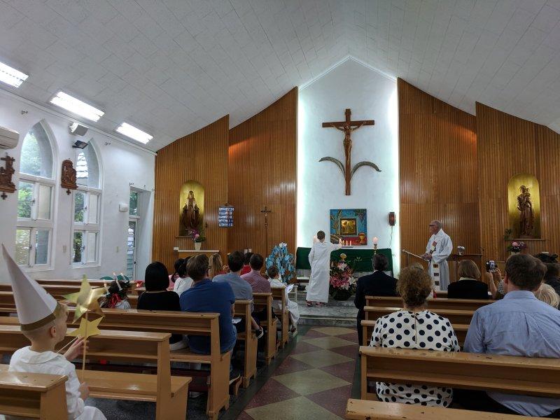 2018 Adventsgudstjänst