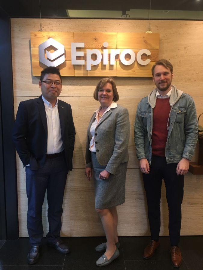 2019 Epiroc Company Visit