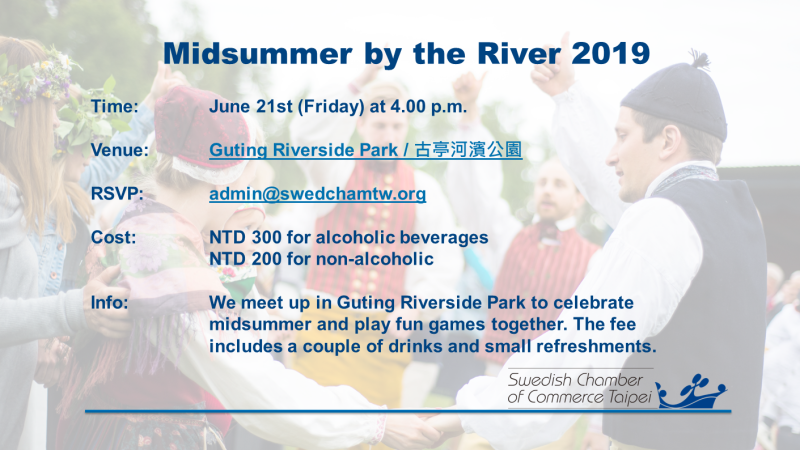 Midsummer by the River 20190621