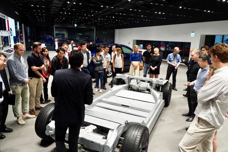 2019 Tesla Company Visit