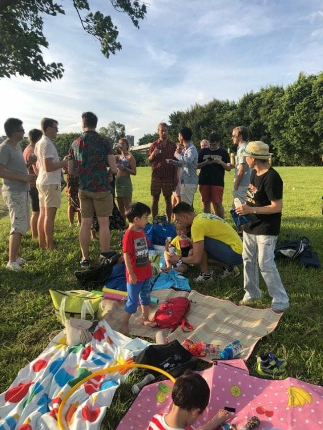 2019 Midsummer by the River